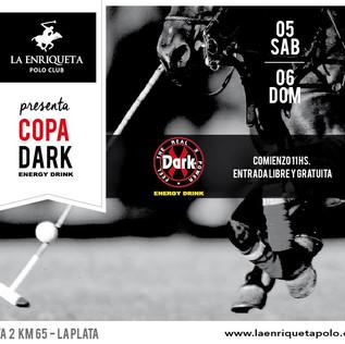 Copa DARK Energy Drink en La Enriqueta