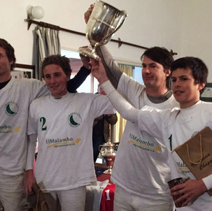 El Malambo ganó la Copa Interestancias en Ameghino