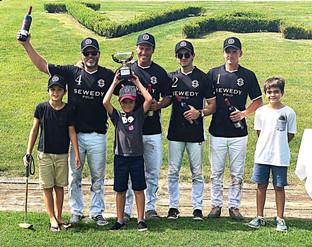 Italia: El VAS Polo Trophy fue para O.S. Polo Team