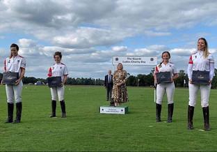 Monterosso completó el triplete con el Guards Ladies Charity Polo