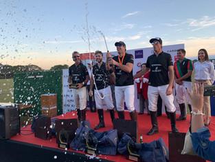 Automotor ganó el Abierto Internacional Copa Cardón - Paraguay