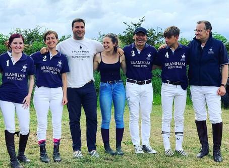 Bramham Polo Academy, polo en Inglaterra más allá de la alta competencia