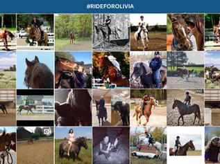 ¿Qué es #RideForOlivia? La triste historia detrás del hashtag