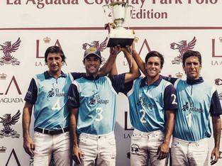 Cowdray Park Polo Trophy para El Milagro