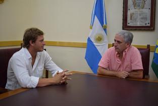 Alfredito Bigatti, declarado Personalidad Destacada del Deporte en Chascomús