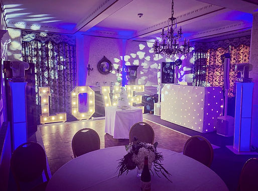 Wedding DJ Highgate House Rob Lawes Ente