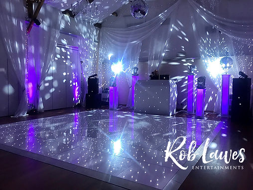 Rob Lawes Entertainments Brampton Grange
