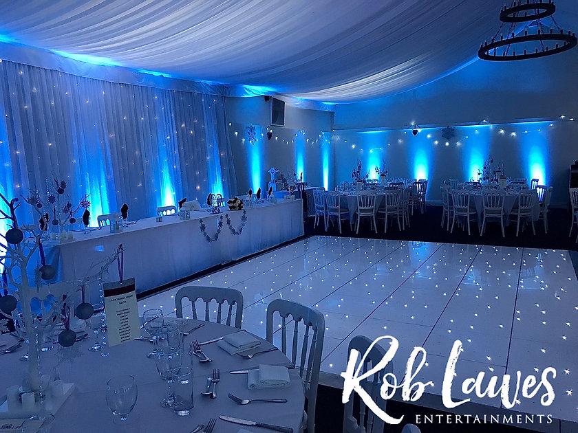 Skylark farm wedding Rob Lawes Entertain