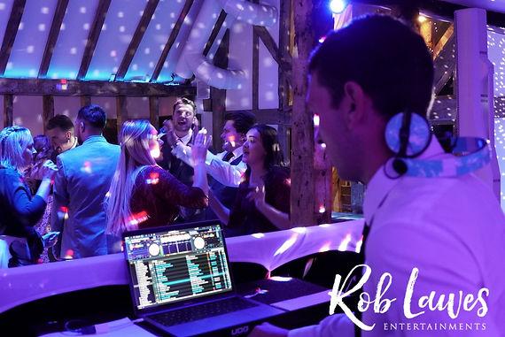 Rob Lawes Entertainments South Farm DJ.J