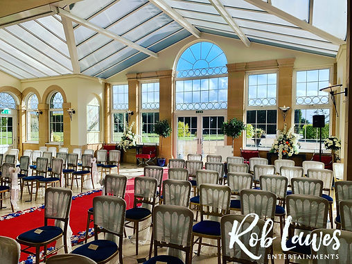 Whittlebury Park Rob Lawes Entertainment