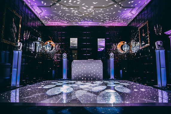 Wedding DJ Rob Lawes Entertainments Bish