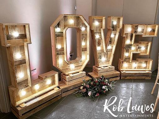 Rob Lawes Entertainments Rusic Love .jpg