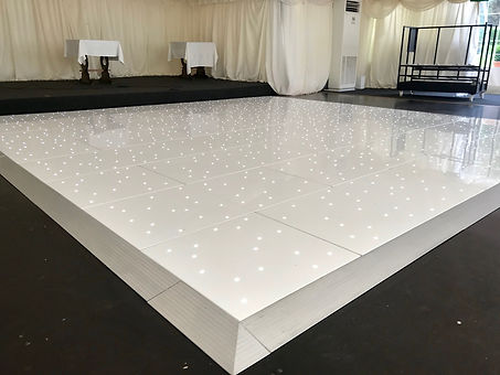 starlit dance floor rob lawes entertianm