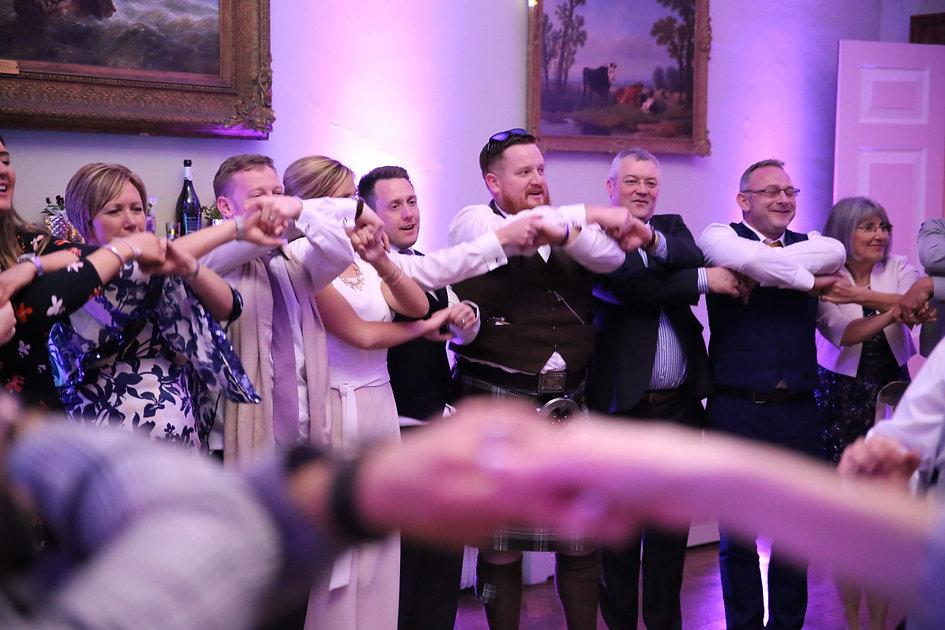 Wedding DJ Rob Lawes Kelmarsh Hall.JPG