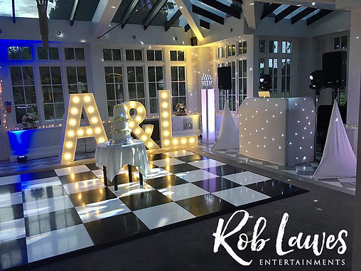 Rob Lawes Entertainments swynford manor
