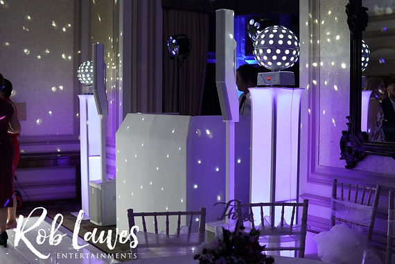Rob Lawes Entertainments Horwood House W