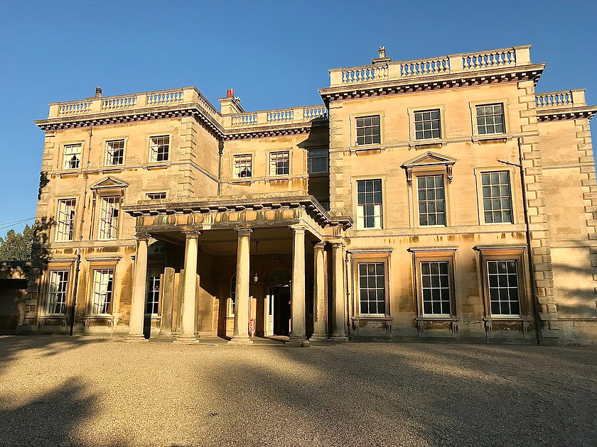 Prestwold Hall Rob Lawes Entertainments.