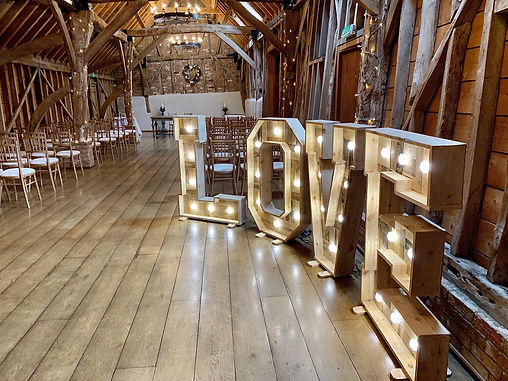 Rustic LOVE bassmead manor rob lawes ent