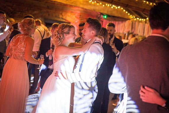 Park Farm Wedding DJ Rob Lawes Entertain