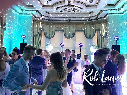 Rob Lawes Entertainments Ettington Park