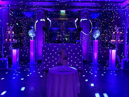 Rob Lawes Entertainments Wedding DJ Faws