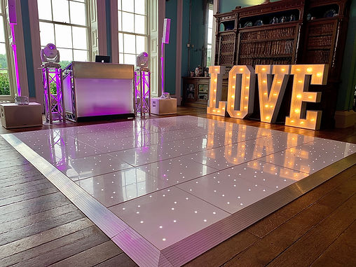 Rob Lawes Entertainments Prestwold Hall