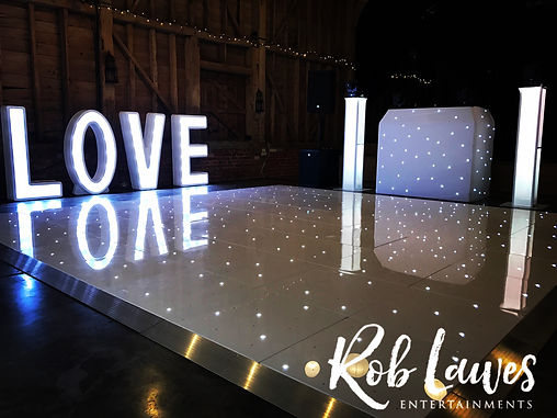 Childerley Barn Rob Lawes Entertainments