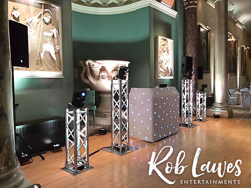 Woburn Abbey DJ Rob Lawes Entertainments
