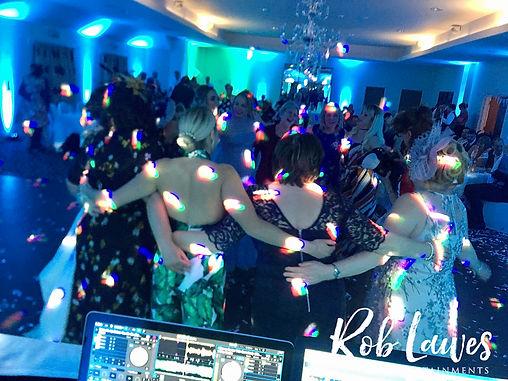 Rob Lawes Entertainments Wedding DJ Sket