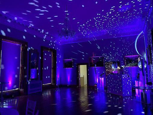 Rob Lawes Entertainments Kelmarsh Hall.j