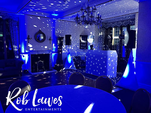Rob Lawes Entertainments Highgate house.
