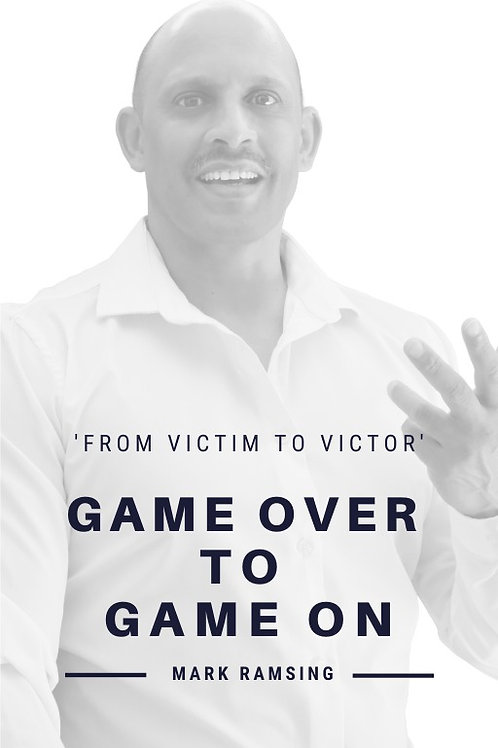 Hard Copy of Game Over to Game on