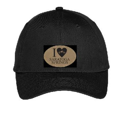 I Heart Saratoga Adjustable Youth Hat
