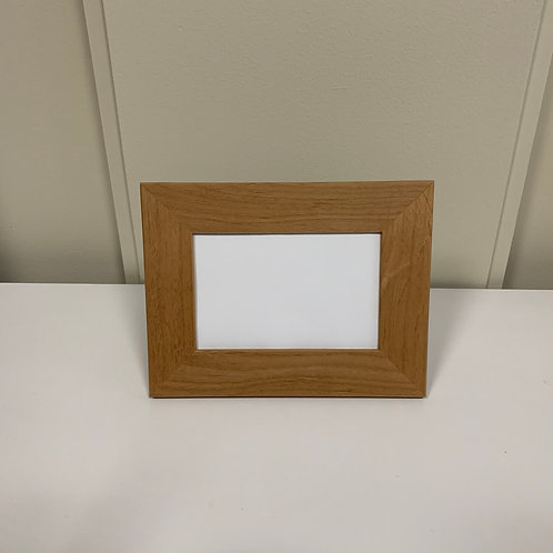 4x6 Wood Picture Frame