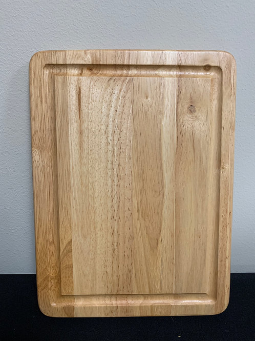 "12""x9"" Wood Cutting Board"