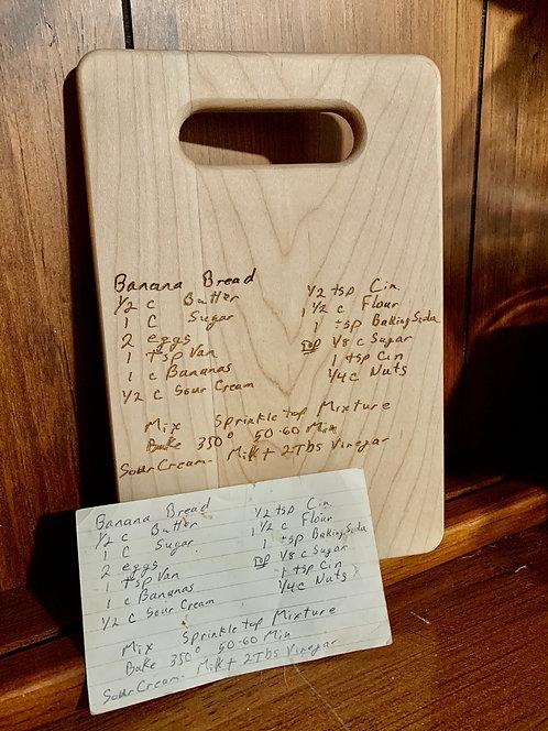 Maple Cutting Boards