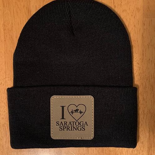 I Heart Saratoga Beenie