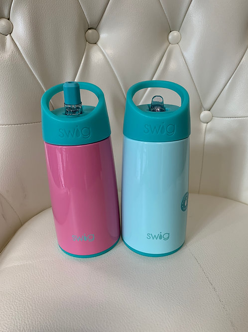 Swig 12 oz Flip N Sip Water Bottle
