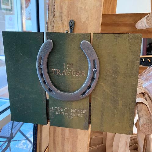 2019 Travers Winner Sign