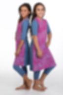 Modest Tunic set for girls
