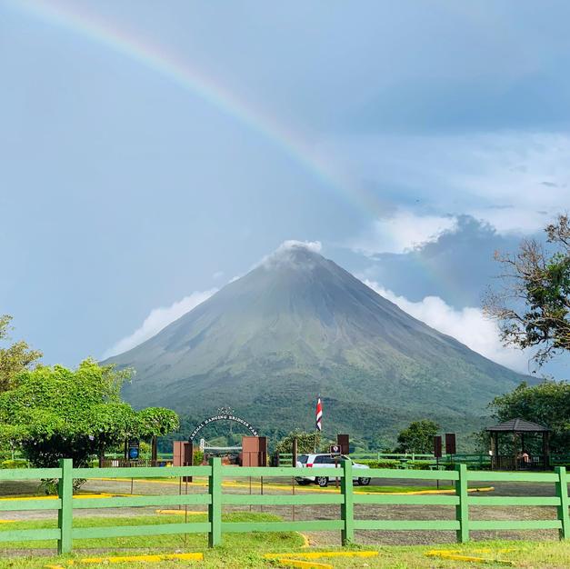 Spectacular Rainbow