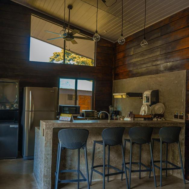 Nature Villa Kitchen