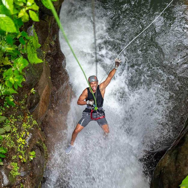 La-Roca Canyoning Tour - $65