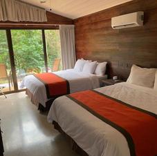 Wild Villa Bedroom