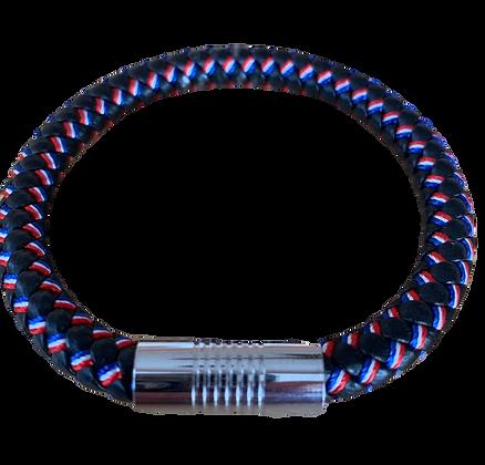 Magnet Clasp Red Bracelet