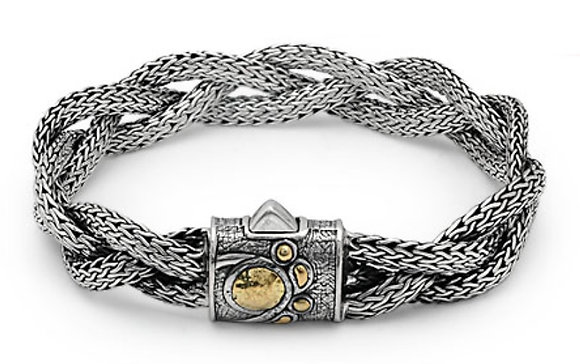 Dragon Bone Braided Bracelet