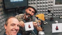 Entrevista en el Maketon de Los 40 Vigo (Cadena Ser)