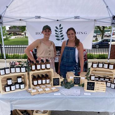 Hancock County Farmers Market