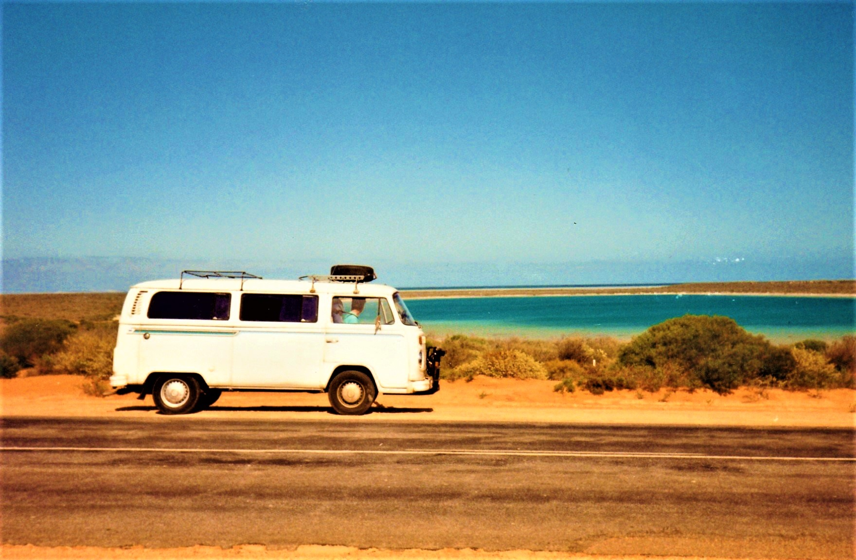 Australia Kombi Little Lagoon 92 solo
