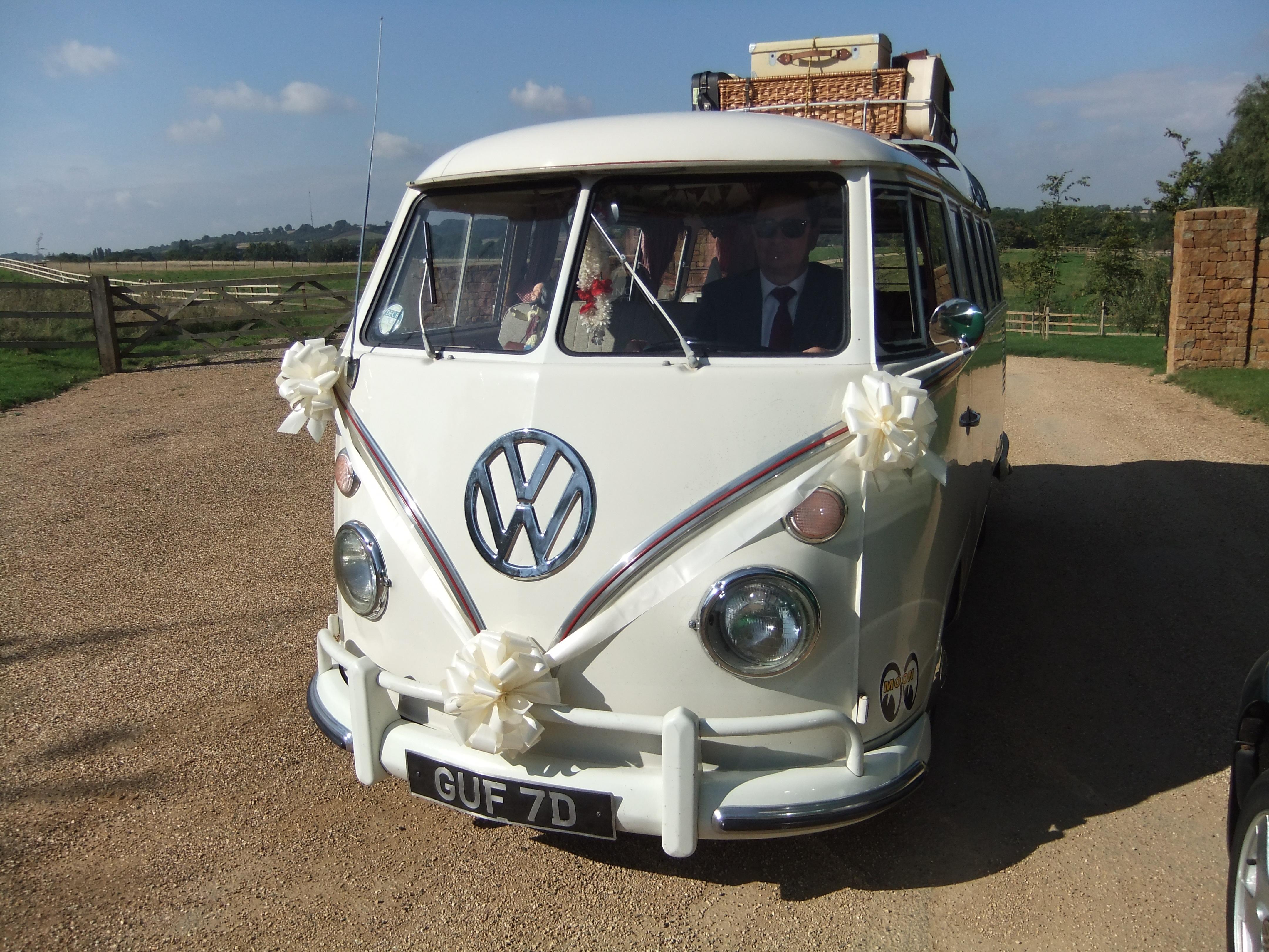 Hector 1966 VW Splitscreen